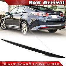 2014+ Optima K5 For KIA Rear Trunk Boot Spoiler Wing NEW Unpainted