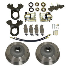 EMPI 22-2895 ZERO OFF-SET FRONT DISC BRAKE KIT BALL JOINT W/ DUAL MASTER1968^