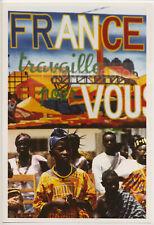 People of Grand Bassam, Côte d'Ivoire, 1990 - Original Photo by José Nicolas