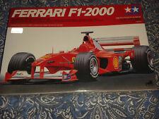 Maquette FERRARI F1 2000 TAMIYA 1 20 NEUVE