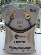 Generations Gold Plated HDMI Cable High Speed w/Ethernet 3D Ready 4 Feet-NEW FSP