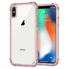 Spigen iPhone X Case Crystal Shell Rose Crystal