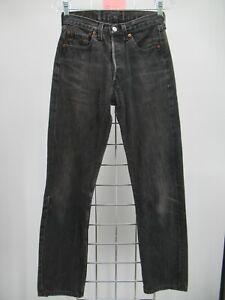 M5325 VTG Men's Levi's 501 Button-Fly Straight-Leg Denim Jeans Size 28/32