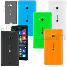 Cover copri batteria originale MICROSOFT per Lumia 535 ricambio posteriore Nokia