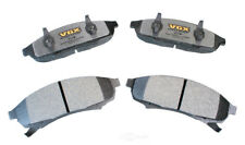 Disc Brake Pad Set-Semi-Metallic Pads Front Tru Star PPM376
