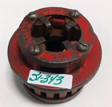 "TOLEDO 3/4"" PIPE HAND THREADER DIE HEAD"