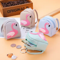 Cartoon Coin Purse Mini Backpack School Storage Bag Cute Girls Kids Shoulder Bag