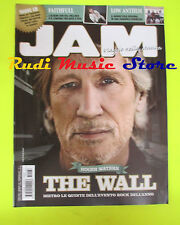Rivista  JAM 178/2011 Roger Waters Marianne Faithfull Guccini Ian Paice * NO cd