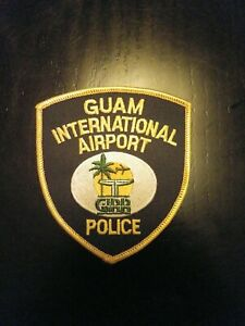 Guam International Airport Police, South Pacific Police Patch