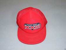 Collectible Vintage Super Bowl Xxiii 23 Hat