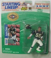 1997 STARTING LINEUP CONVENTION JUNIOR SEAU ACTION FIGURE CHARGERS FOOTBALL