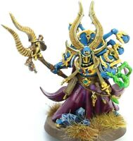 Warhammer 40K Space Marines Chaos Thousand Sons Tzeentch Ahriman