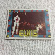 1978 Monty Gum - ELVIS PRESLEY - Club Card From Holland - (Blank Back) - Card 29