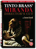 Serena Grandi, Andrea Occhi...-Miranda: Director' (UK IMPORT) DVD [REGION 2] NEW