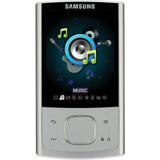 Samsung YP R0 8gb silver Used with acesoriess - Free Shipping