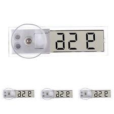 Car Auto Digital LCD Adsorption Small Clock Dashboard Auto Car Clock Portable