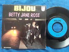 "BIJOU  Betty Jane rose   45T SP 7""  PHILIPS  6172192  Excellent  Gainsbourg"