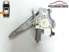 TOYOTA COROLLA E12 02-07 REAR ELECTRIC WINDOW WINDER & MOTOR (6 PIN) LEFT N/S