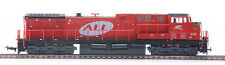 HO-1/87-FRATESCHI LOCOMOTIVE AC-44i - ALL - America Latina Logistica