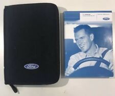 FORD FOCUS OWNERS PACK / HANDBOOK COMPLETE WITH WALLET 2004~2007
