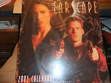 FARSCAPE 2003 OFFICIAL SEASON 3 CALENDAR SEALED new
