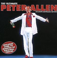 PETER ALLEN - The Ultimate -  CD BRAND NEW AND SEALED