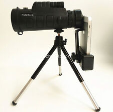 35X50 HD Night Vision Monocular Dual Focus Telescope + Tripod & Mobile Adaptor