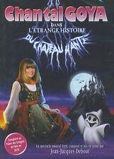 Chantal Goya dans l'étrange histoire du château hanté (DVD)