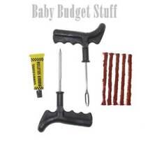 8PCS/set of Tools for Car Repair Equipment Tubeless Tire Repair Kit Tyre Car Bik