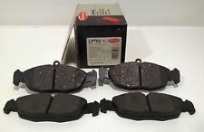 DELPHI LP702 FRONT BRAKE PADS JAGUAR X300 3.2 & 4.0 + VAUXHALL ASTRA CAVALIER +