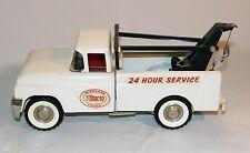 Vintage Structo Toy Wrecker Truck-Pressed Steel-w/ Original Box