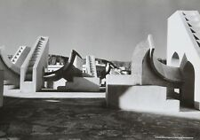 Werner Bischof Photo Print Jai Singh Observatory Jaipur Rajasthan India 1952 B&W