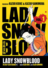 LADY SNOWBLOOD Vol 1 The Deep-Seated Grudge Kazuo Koike Brand New Factory Sealed