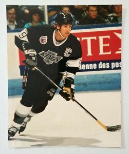 Wayne Gretzky #99 Los Angeles Kings Hockey NHL Photo 8x10 Unsigned Glossy Pic B