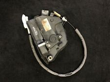 BMW E46 OEM M3 Coupe Convertible Left Driver Side Door Latch Motor Actuator Lock