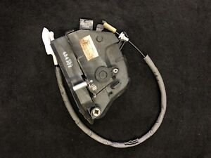 00-06 BMW E46 325ci 328ci 330ci M3 Left Driver Door Latch Motor Lock Actuator