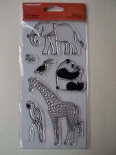 Fiskars claro Sellos-día en el zoológico BNIP * Para ver *