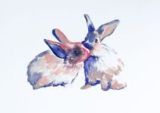 Reproduction Small (up to 12in.) Animation Art Paintings