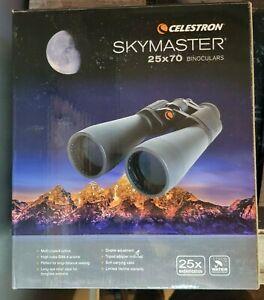 Celestron - Skymaster 25X70 Binocular - Large Aperture Binoculars 70Mm Lens