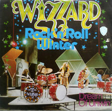 "7"" 1974 GLAM RARE MINT- ! WIZZARD : Rock´n´Roll Winter"