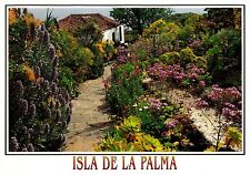 Islas de la Palma , Ansichtskarte , gelaufen