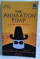 The Animation Pimp By Chris Robinson