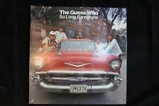 THE GUESS WHO so long, bannatyne RCA LSP-4574 GATEFOLD original LP SEALED