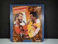 CED RCA SelectaVision VideoDisc RCA's All Star Country Music Fair Nashville Fan