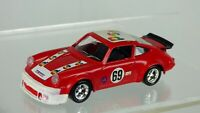 SOLIDO 1:43 1979 Porsche 934 Turbo LeMans Rally 69 Red Detailed Diecast Toy Car