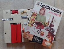 Rapco Bottle Cutter and Decorating Set in BOX  Vintage 1960-1970's