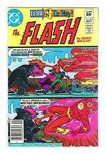 THE FLASH 313 (VF-) 3-WAY FIGHT for a SUPER-SIMIAN, NETFLIX (FREE SHIPPING) *