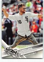 2017 Topps Series 1 First 1st Pitch Insert FP-12 Chris Lane