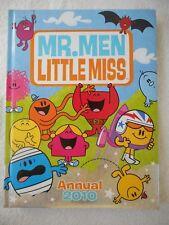Mr Men Little Miss, Annual 2010, H/C Roger Hargreaves