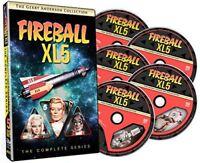 Fireball XL5: The Complete Series [New DVD] Full Frame